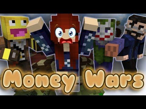 MAKING ASHLIE SCREAM! - Minecraft Money Wars