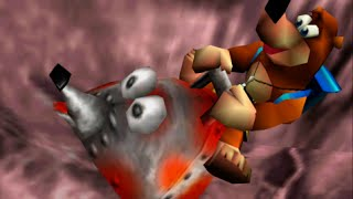 Banjo-Tooie (Xbox Live Arcade) 100% Walkthrough Part 17 - Cloud Cuckooland (2/2)