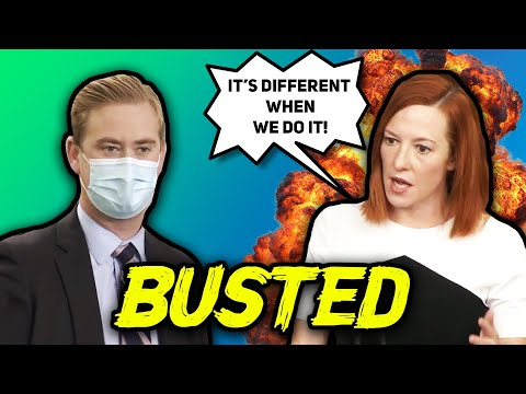 WATCH: Fox News Demolishes Psaki on Immigration Double Standard