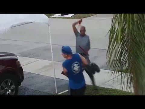 Ken Payne - Crazed Man Attacks Jogger With Sword in Oakland Park