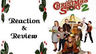 """A Christmas Story 2"" Reaction & Review"