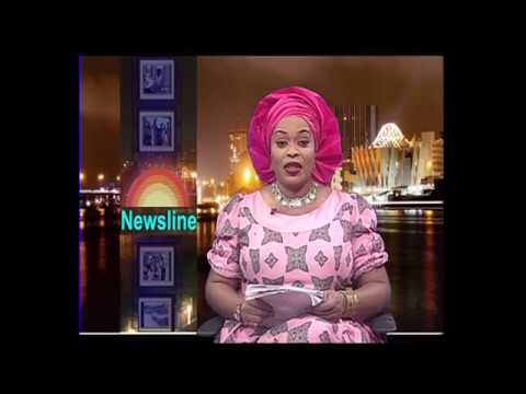 NTA Newsline With Becky From Lagos Network Center 2/4/2017