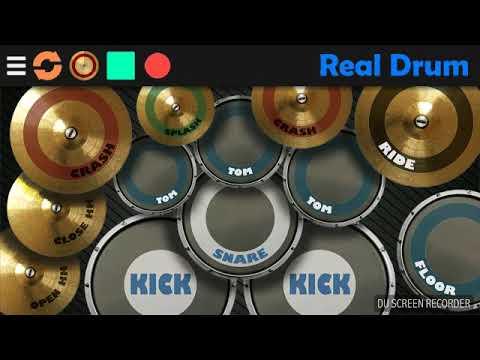 Repvblik- selingkuh (drum cover) real drum