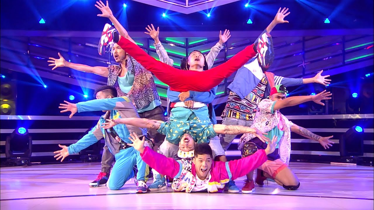 QUEST CREW ABDC8 Week 5 VMA NOMINEE PERFORMANCE [Official