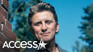Kirk Douglas Dies At 103: Hollywood Icon And Father Of Michael Douglas Passes Away