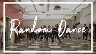 COLLEGE KPOP RANDOM DANCE CHALLENGE 2019
