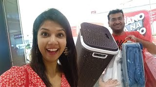 WHY WE BUY MAKEUP FROM NYKAA STORE? MAKEUP & HOME DECOR SHOPPING VLOG & HAUL   KRISHNA ROY MALLICK