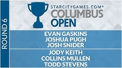 SCGCOL: Round 6 - Gaskins, Pugh, Snider vs Keith, Mullen, Stevens [Team Constructed]