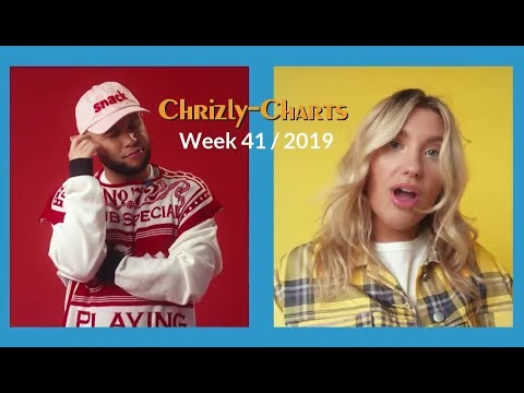 Chrizly-Charts TOP 50 - October 13th 2019 - Week 41