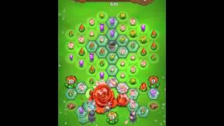 Blossom Blast Saga Level 100