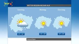 RTF.1-Wetter 24.07.2020