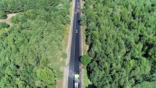 Ремонт дороги М-22 – Соснівка – Кременчук – Горішні Плавні