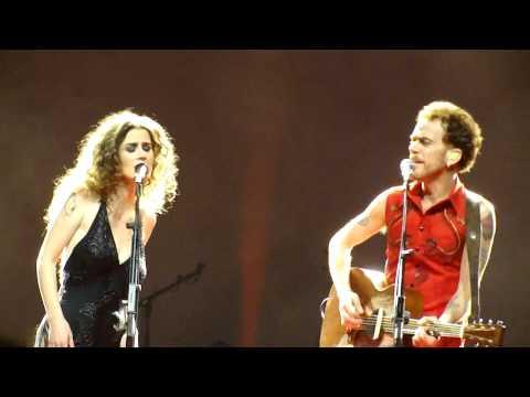 Ana Cañas e Nando Reis  - Pra você Guardei o Amor