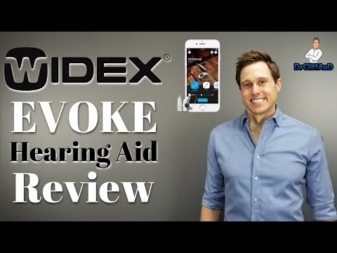 Widex Evoke Hearing Aid Review | First Hearing Aid with Machine Learning
