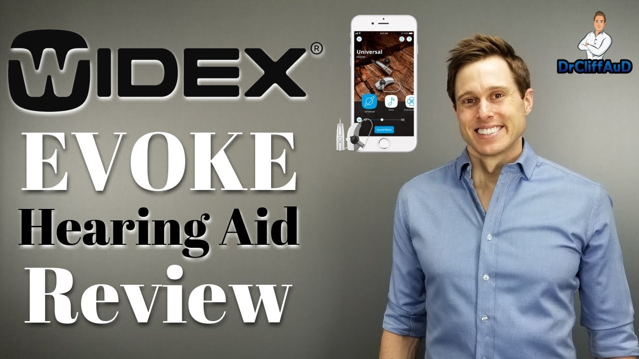 Widex Evoke Hearing Aid Review First With Machine Learning