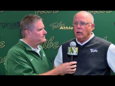 Tribe Football Press Conference: Week 8 (Head Coach Jimmye Laycock)