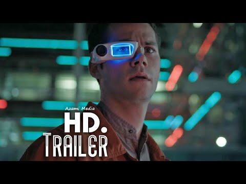 WEIRD CITY Official Trailer (2019) Anthony Holiday Comedy Sci-Fi TV Series HD