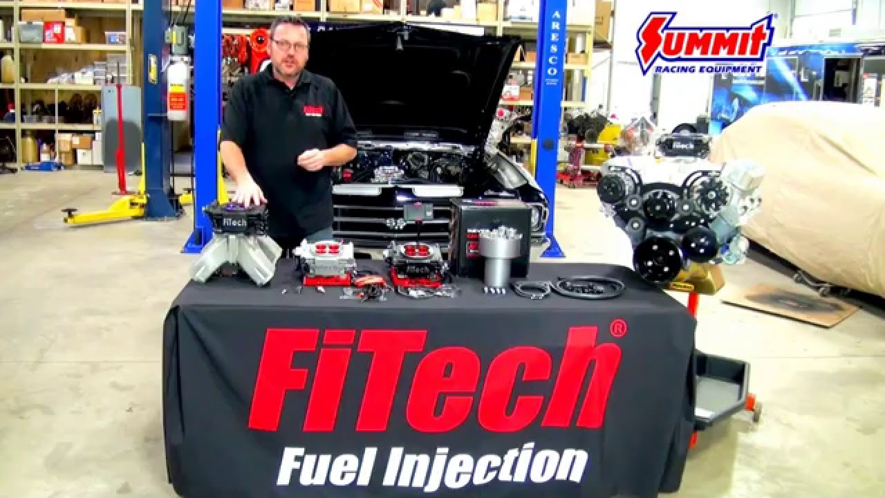 FiTech EFI Fuel Injection System Overview | FiTech Fuel