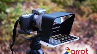 Parrot Teleprompter 2 Review