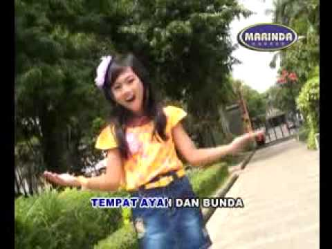 Video klip lagu anak anak : Desaku