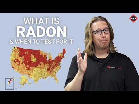 What Is Radon And Should I Be Concerned | Radon Test Kits