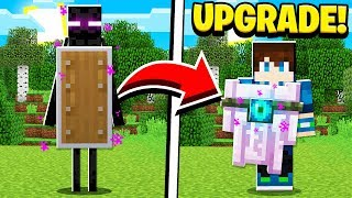 How to UPGRADE SHIELDS in Minecraft Tutorial!