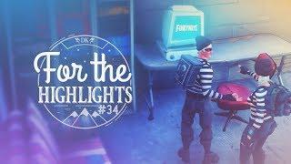 MOBILE SQUAD BREAKS INTO PC SERVERS! | FTH Ep. 34 (Fortnite Battle Royale Best Moments)