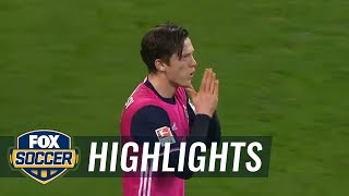 Video Gol Pertandingan Eintracht Frankfurt vs Hamburger SV