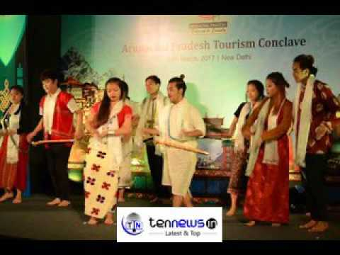 Arunachal Pradesh's first tourism conclave kicks off in New Delhi.