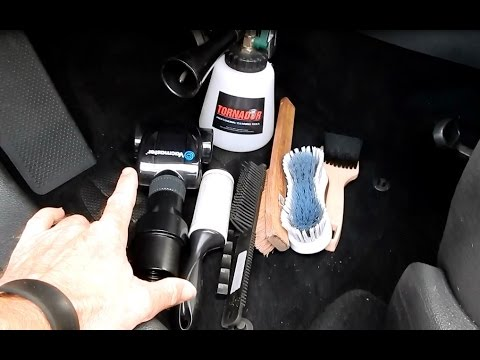 Auto Detailing Tips: Dealing with Impossible Carpet and Unrealistic Customer Expectations.