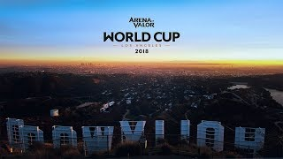 Arena of Valor World Cup Day 2 - Group Stage