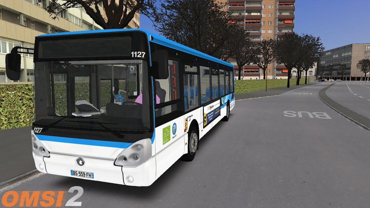 Download OMSI 2 #166: Marseille 2018   Ligne 54 - 55 - 80