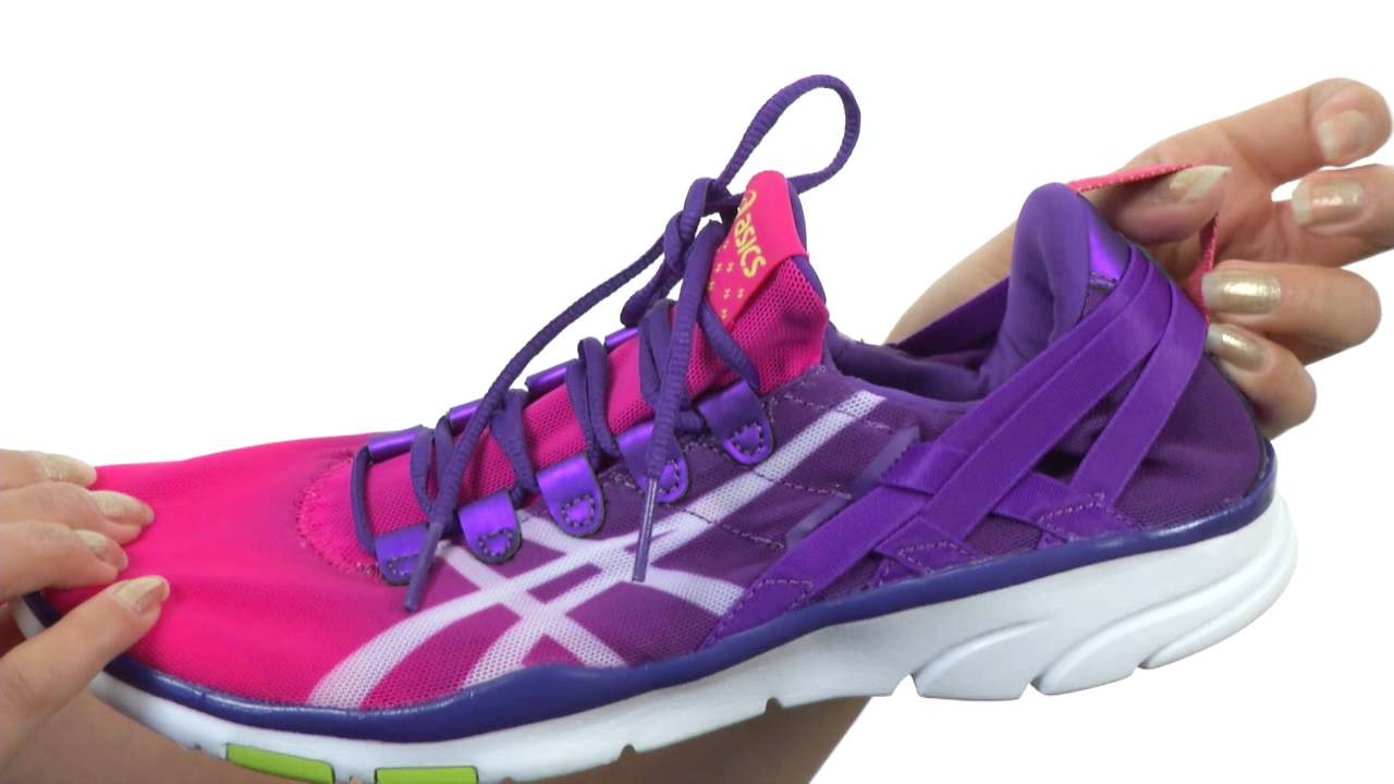 zapatillas asics gel fit sana