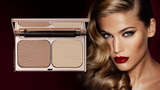 CHARLOTTE TILBURY: FILM STAR BRONZE & GLOW REVIEW/DEMO