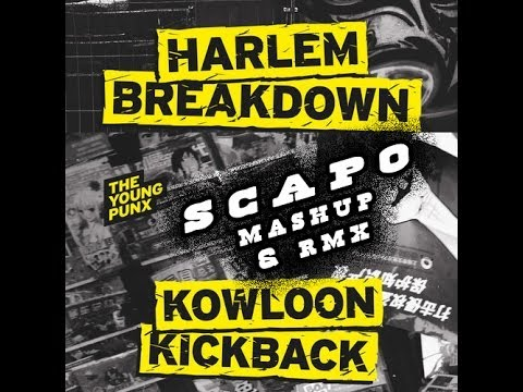 "[ FUNK ELECTRO SWING ] The Young Punx ""Harlem & Kowloon"" SCAPO MASHUP & REMIX"