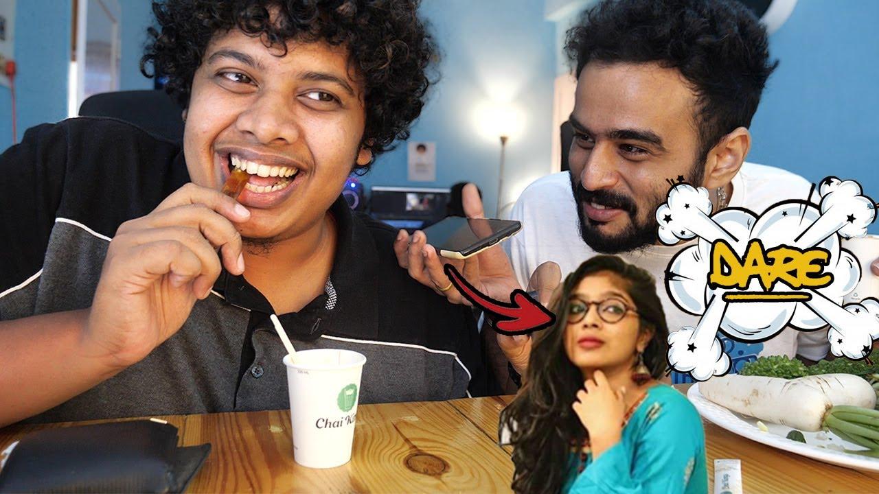 Dare #2 Calling VJ Parvathy - Irfan's View