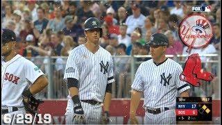 New York Yankees Highlights: vs Boston Red Sox | 6/29/19
