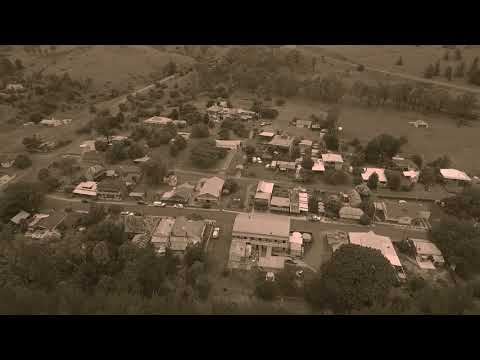 SOFALA NSW WHERE GOLD WAS FOUND DONE BY DRONE