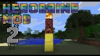 Minecraft MODS - HEROBRINE (parte 2)