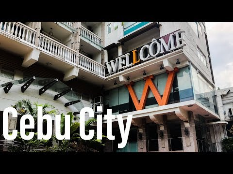 WellCome Hotel - Best Place to Stay in Cebu City, Philippines