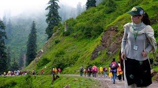 Azad Jammu & Kashmir, versus Indian Occupied Kashmir