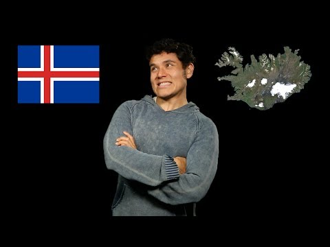 Geography Now! Iceland