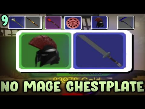 The Search For The MAGE CHESTPLATE Continues.... Noob To Pro #9 | Dungeon Quest Roblox