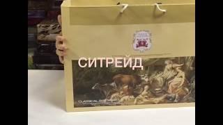 видео Гобеленовые ткани в России