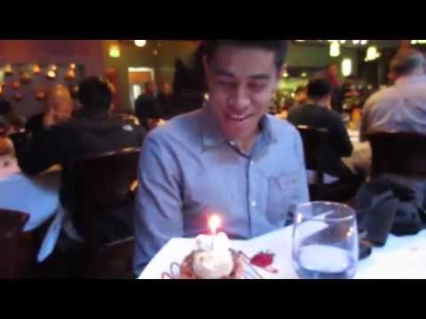 Alex's 25th Birthday at Espetus Churrrascaria in San Mateo