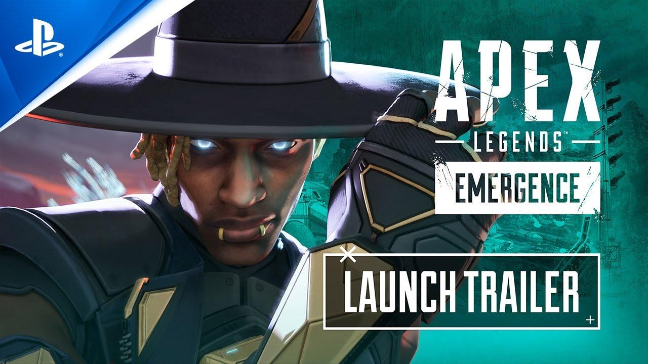 Apex Legends – Émergence - bande-annonce de lancement | PS4