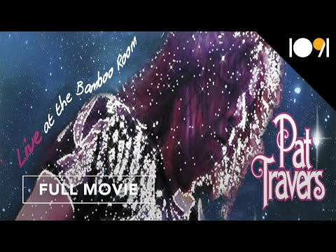 Pat Travers Live at the Bamboo Room (FULL CONCERT)