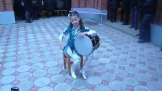 Азербайджанская малышка