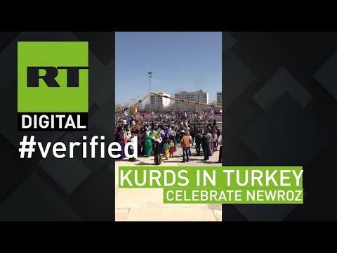Diyarbakir, Turkey, 21 March