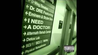 Dr.Dre-I Need a Doctor(ft.Eminem and Skylar Grey)